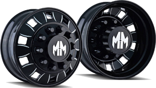 Mayhem Big Rig Black
