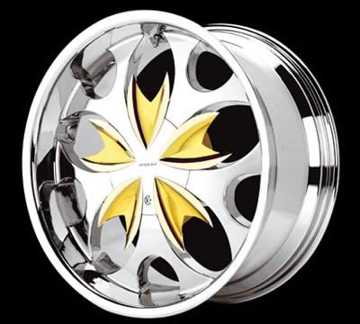 Gold Accents additional 100.00 for all 4 wheels.