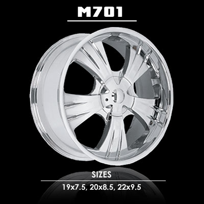 Milano M701