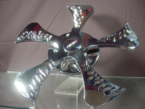 """Propeller Flame Spinner 18"""""""