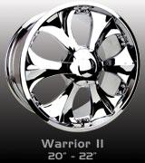 Speedy WARRIOR II