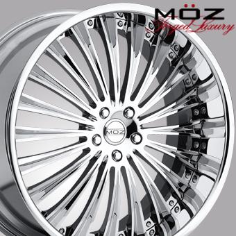 Moz Sapphire 2 Piece Wheels Wheels Jk Motorsports