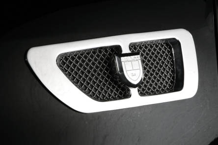 Asanti Chevy Tahoe/Suburban/Avalanche Side Vents - Chrome