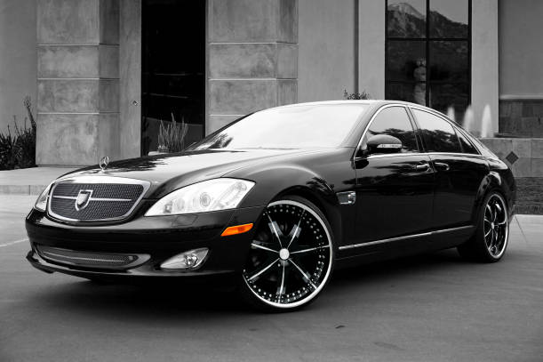 Asanti  Mercedes-Benz S550 Complete Grille & Styling Kit