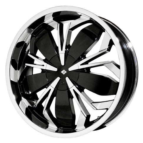 Black Ice Alloys Black Widow