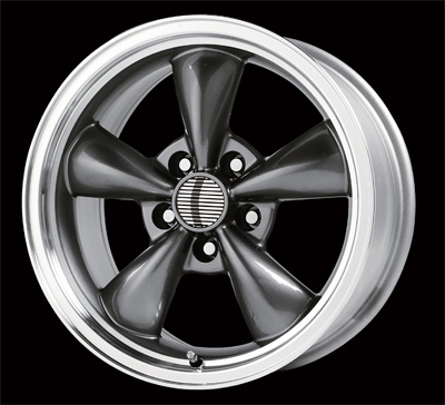 Wheel Replicas Mustang Bullet 1119 Anthracite