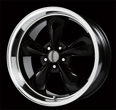 Wheel Replicas Mustang Bullet Black 1119