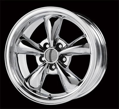 Wheel Replicas Mustang Bullet Chrome 1119