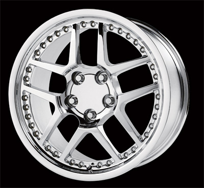 Wheel Replicas Z06 Chrome 1133c