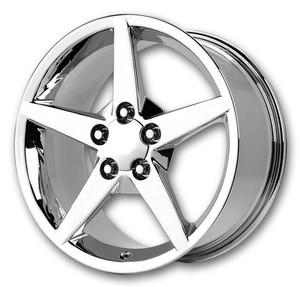 Wheel Replicas Corvette C6 1139