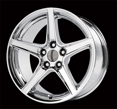 Wheel Replicas Mustang S Type 1142c