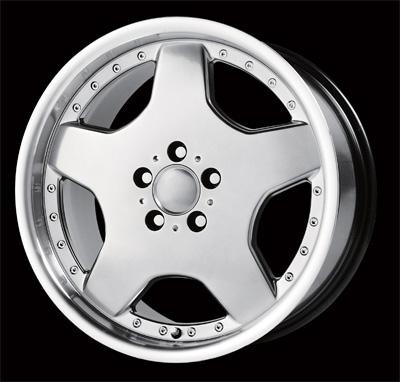Wheel Replicas Mercedes Type M 1144s