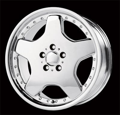 Wheel Replicas Mercedes Type M 1144c