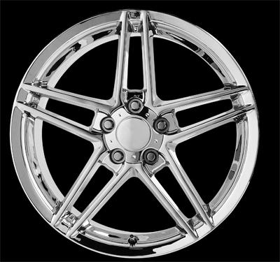 Wheel Replicas Corvette C6/Z06 1145c