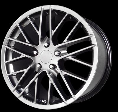 Wheel Replicas 2009 Corvette ZR1 1157s