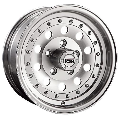 Ion Alloy Trailer Wheels Series 71