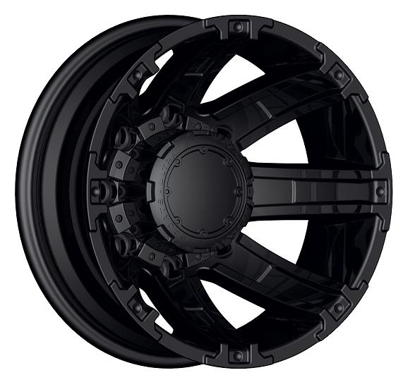 Cheap Rims And Tires Package >> Ultra Gauntlet 024 : Dually Wheels : Wheels : JK Motorsports