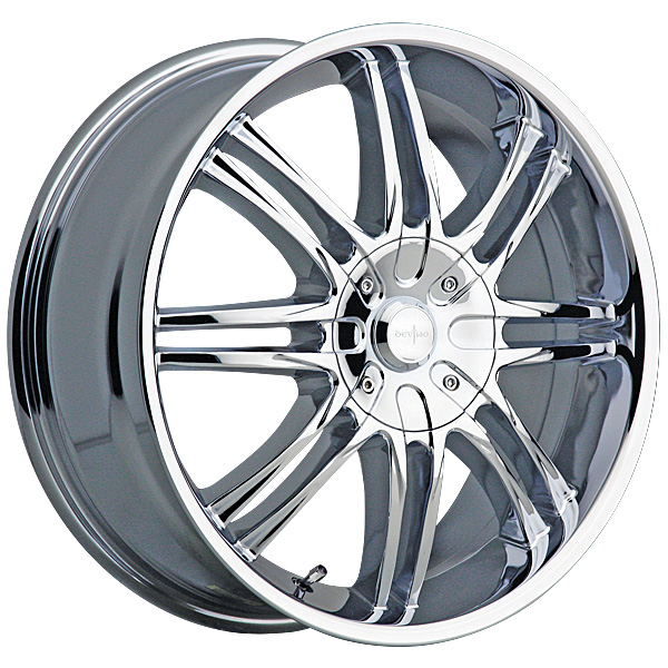 "17"" Devino Road Concepts Series 823 Package"
