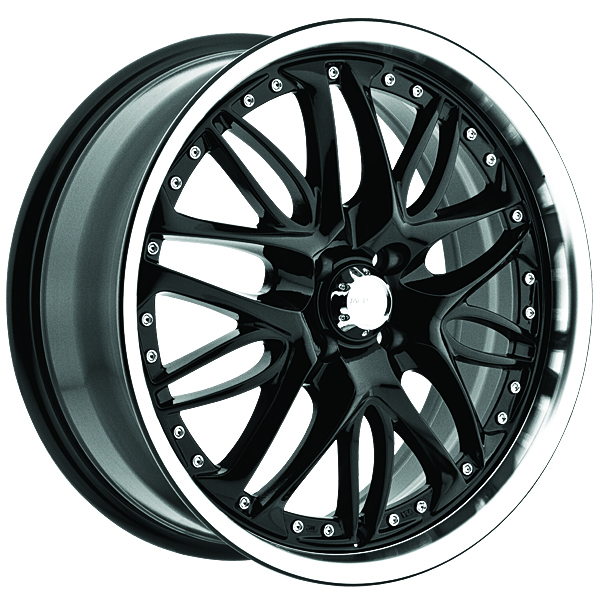 "18"" Menzari Series Z01 Black Package"