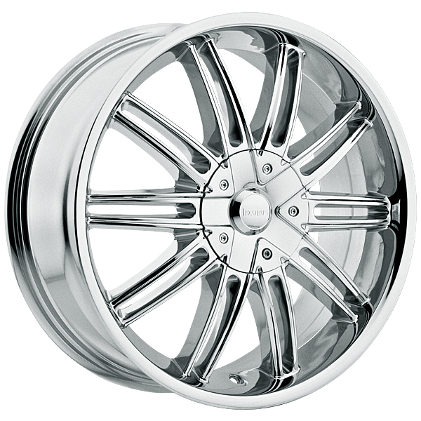 "18"" Incubus Alloys Series 821 Chrome Package"