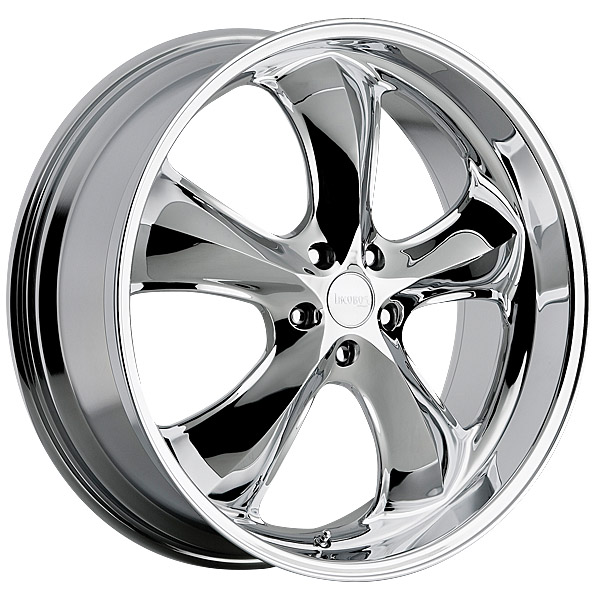 "20"" Incubus Alloys Series 705 Chrome Package"