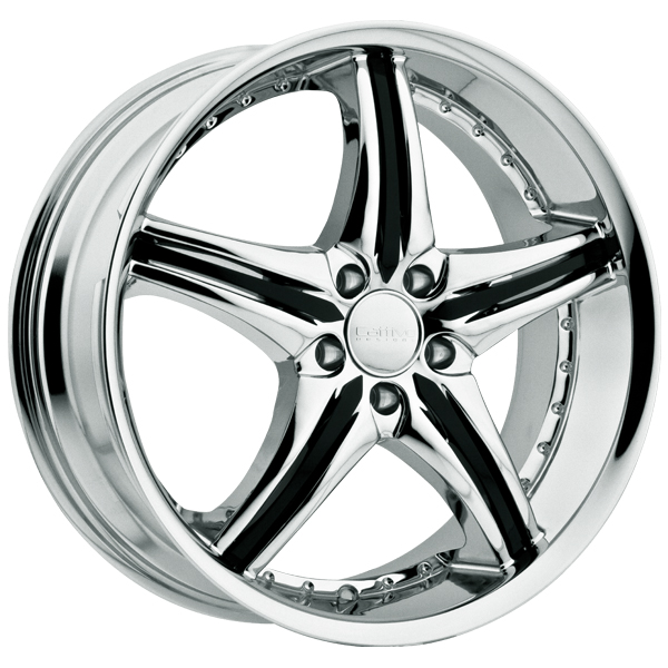 "20"" Cattivo Series 730 Chrome Package"
