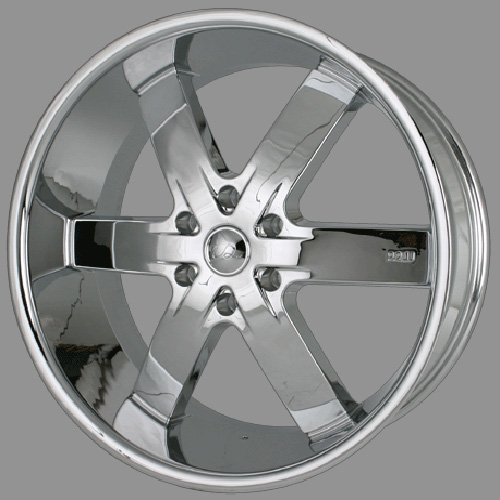 "24"" U2 Series 55 Chrome Package"