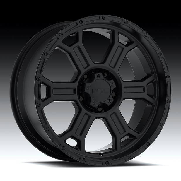 "20"" V-TEC Series 372 Black Package"