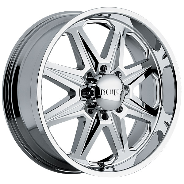 """22"""" Incubus Alloys Series 505 Chrome Package"""