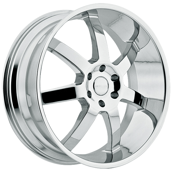 "22"" Menzari Series Z09 Chrome Package"