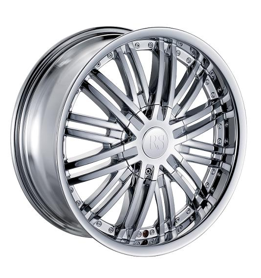 26 Quot Red Sport Series 99 Chrome Package Wheel And Tire
