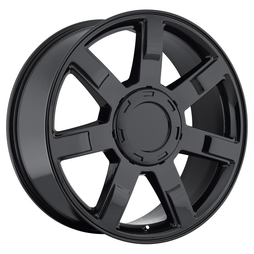Wheel Replicas Cadillac Escalade Black