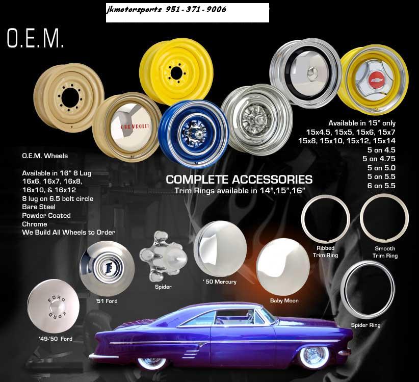 Vintage Wheels OEM