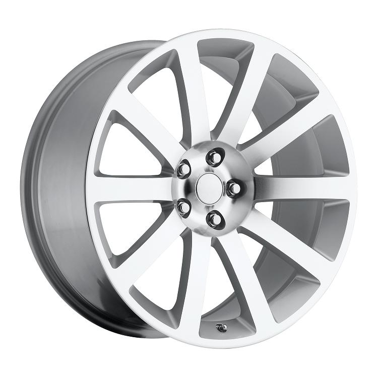 Factory Reproductions 300 SRT8 Silver