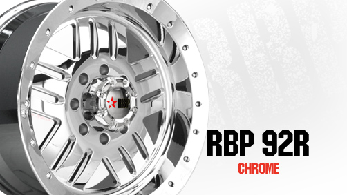 RBP 92-R Chrome