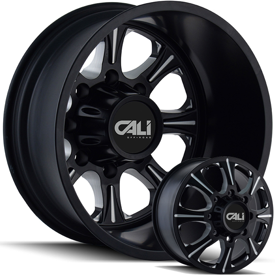 "Cali Offroad Brutal 20"" And 22"""