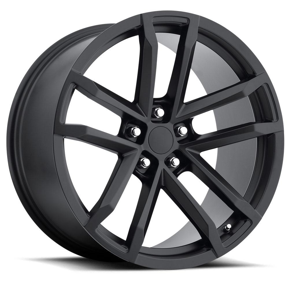2012 Chevrolet Camaro ZL1 Satin Black Replicas