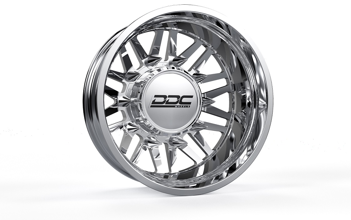 "DDC WHEELS  Aftermath 20 And 22"" Direct Bolt"