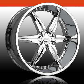Cheap Rims And Tires Package >> Foose F115 Speedster 6 : Wheels : JK Motorsports