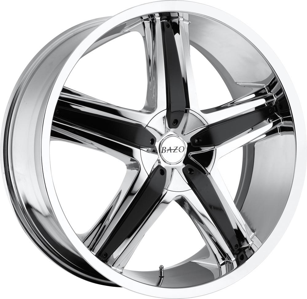 Bazo B501 : Wheels : JK Motorsports :