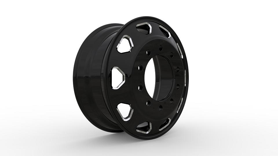 22 5 And 24 5 Only Ion Alloy Ib02m Or Cut Down Wheels Jk Motorsports
