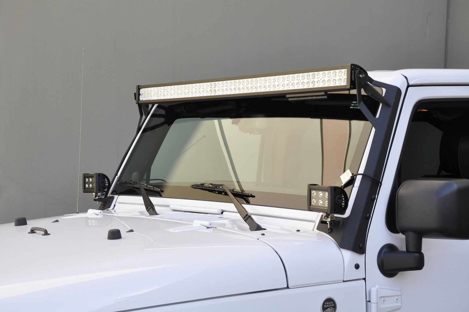 Dv8 off road l 5 light bar mount jeep accessories jk motorsports dv8 off road l 5 light bar mount aloadofball Choice Image