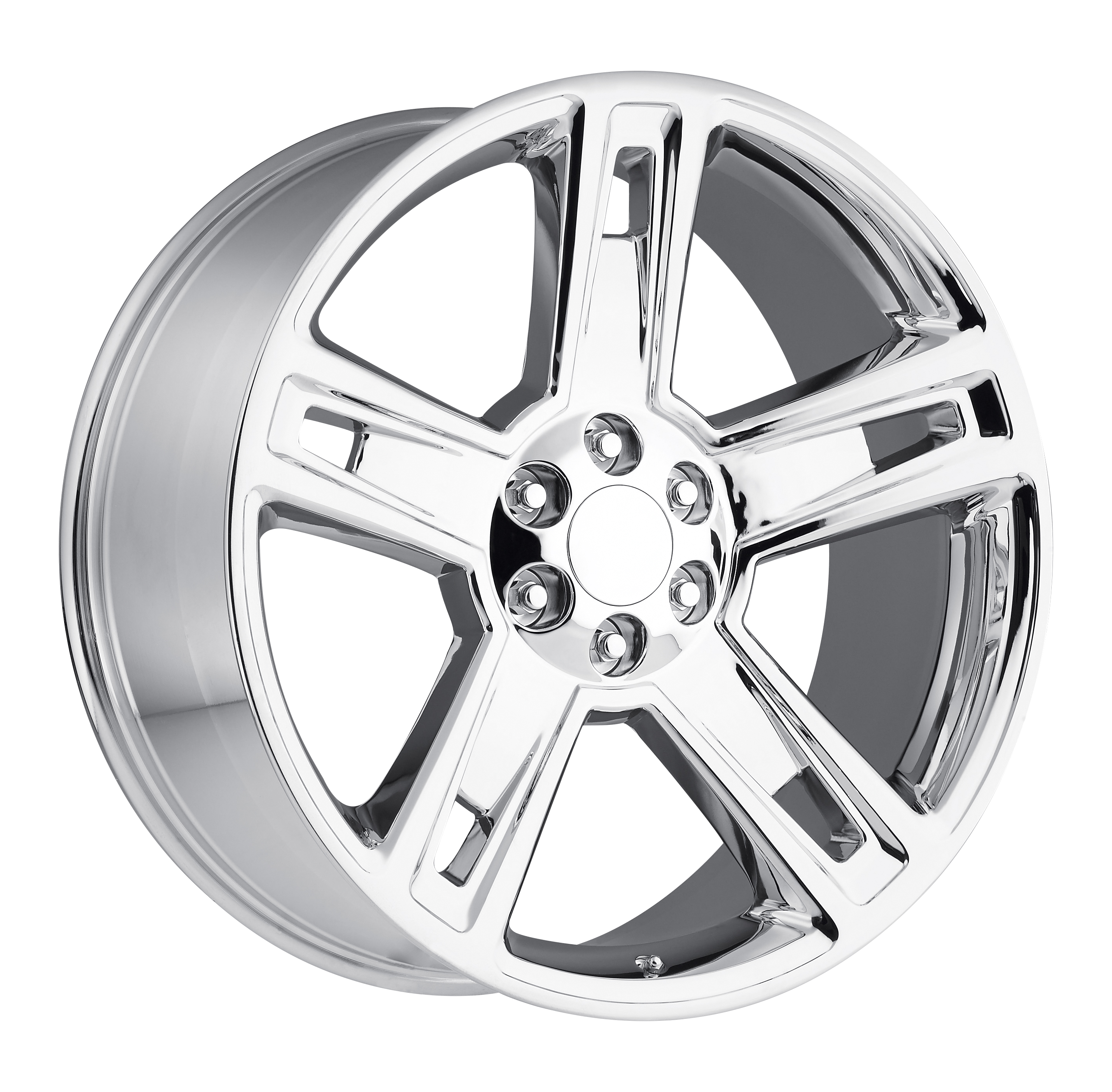 2015 Chevrolet Silverado 1500 Chrome Replicas : Wheels : JK ...
