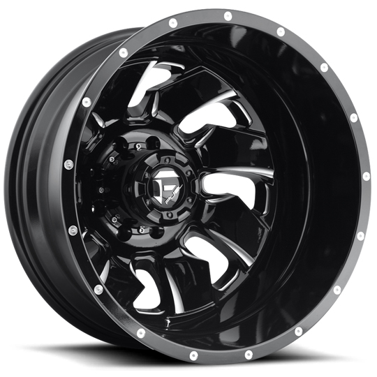 Fuel Clevers 20x8 25 Dually Wheels Ford Chevy Dodge Direct Bolt 8