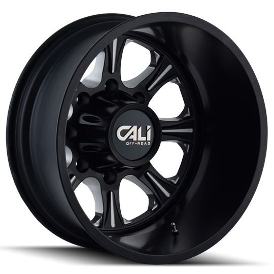 """Cali Offroad Brutal 20"""" And 22"""" : Dually Wheels : Wheels"""