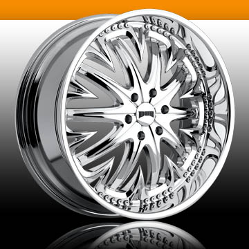 Cheap Rims And Tires Package >> DUB BIG CHIPS S162 : Wheels : JK Motorsports