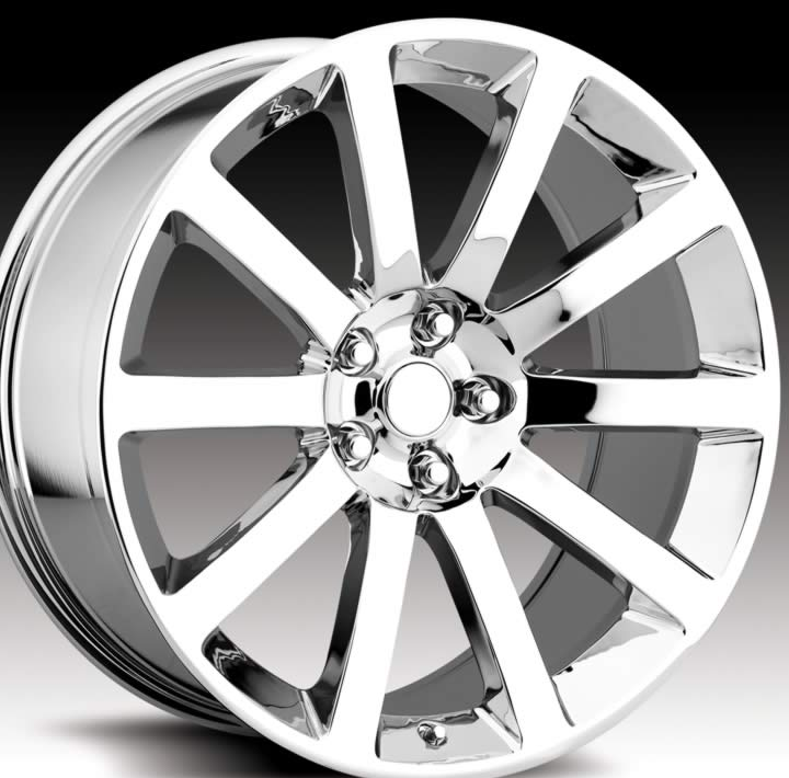 Factory Reproductions 300C SRT8 : Wheels : JK Motorsports