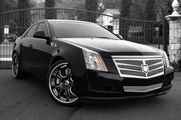 Asanti Cadillac Cts Complete Grille Styling Kit Cadillac Cts