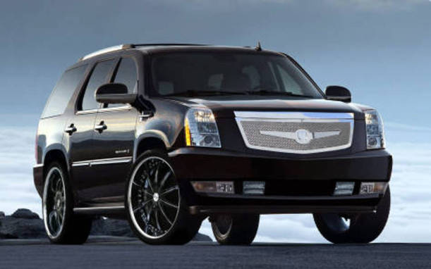 Lexani Cadillac Escalade Complete Grille & Styling Kit