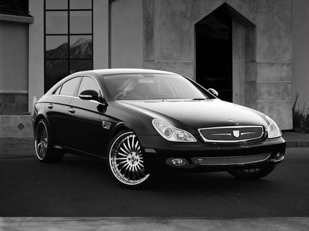 Asanti  Mercedes-Benz CLS Complete Grille & Styling Kit